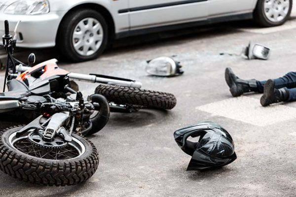 Imatge d'un accident de trànsit múltiple
