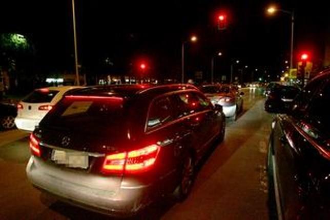 Indemnització dáccident de transit en un semafor